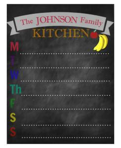 Johnson Kitchen Product Image