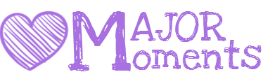 MAJOR MOMENTS Logo